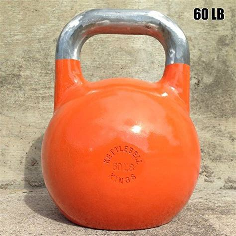 kettlebell kings strength training repetition lb designed standard steel