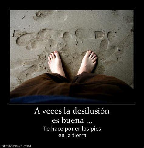 LA DESILUSION