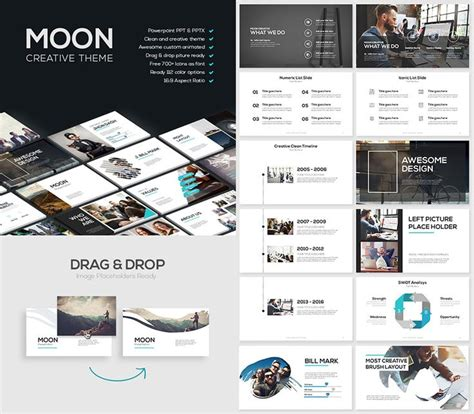 Tornadoweb Template by Best 25 Cool Powerpoint Templates Ideas On