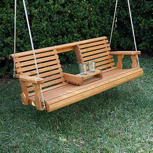 Project Working: Share Double adirondack glider chair