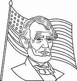 Coloring Lincoln Abraham President Cabin Log Drawing America Flag Usa Hat Presidents Wecoloringpage Getcolorings Printable Getdrawings Coloringbay Sheets Colorings sketch template