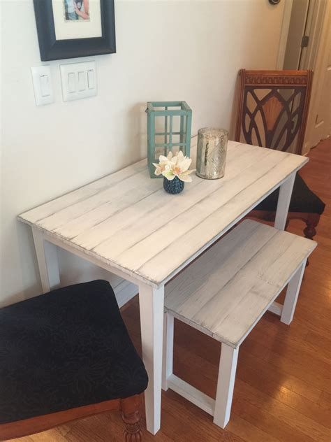 Kitchen Table Small by Small Farmhouse Table For Small Room Bench And Distressed