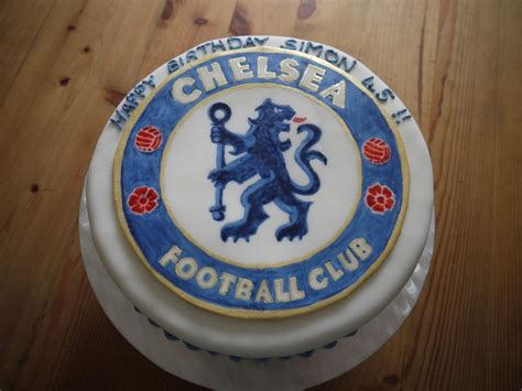 Chelsea Football Club Cake Cakecentralcom