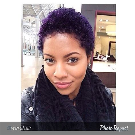 Colored Twa Hairstyles by 1000 Ideas About Colored Twa On Big Chop Twa