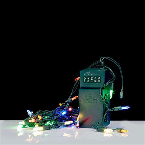 bethlehem lights battery operated 5 7m 40 led light strand