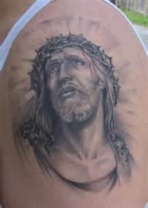 Jesus Christ Tattoos Designs