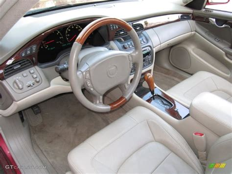 shale interior  cadillac deville dts photo