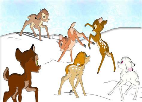 Bambi 3 By Thewhitekitty On Deviantart