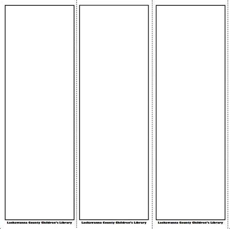bookmark template printable vastuuonminun