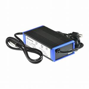 24 Volt 3 0 Amp Portable Xlr Battery Charger   Monster