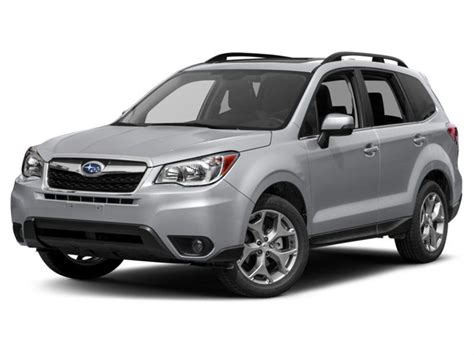Subaru Forester Xt 2015 Quarter Mile