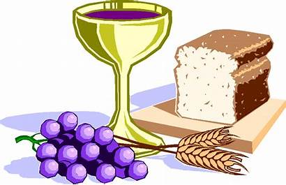 Animated Communion Bread Wine 08sec Symbols
