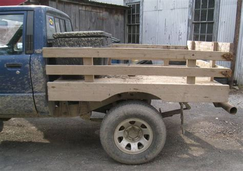 wooden truck bed 1000 images about wooden truck bed on pinterest ford