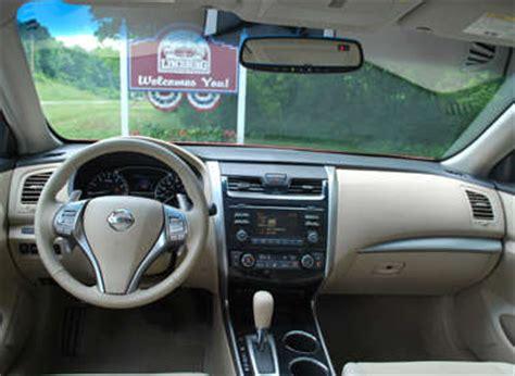 nissan altima  drive review autobytelcom