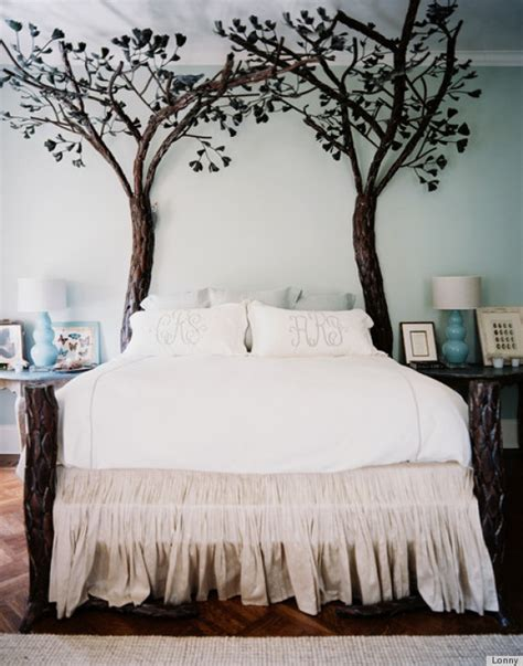 Wrought Iron And Wood King Headboard by 8 Romantic Bedroom Ideas From Lonny That Will Totally Get