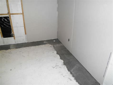 Basement Waterproofing  Terry's Quality Concrete