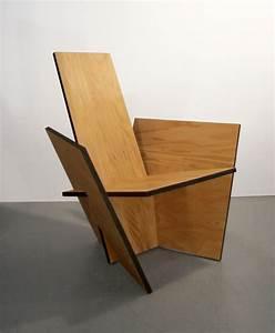 Chaise Bois Design : chaises industrielles designs vintage et modernes ~ Teatrodelosmanantiales.com Idées de Décoration