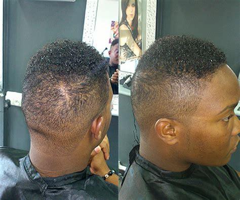 coupe de cheveux homme metisse