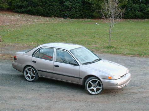Moose223 2000 Chevrolet Prizm Specs, Photos, Modification