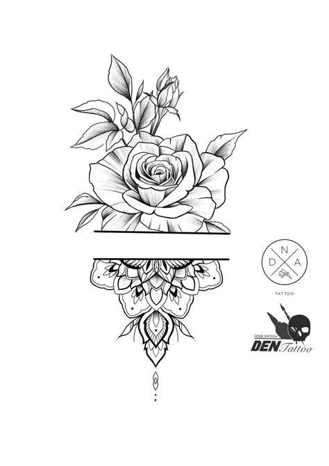55 Simple Small Flowers Tattoos Drawing Tattoos Ideas For Women This Season | Tattoos, Flower