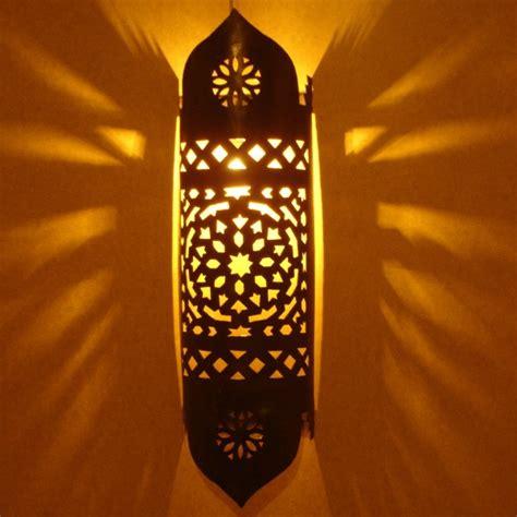 applique murale marocaine design ciselee