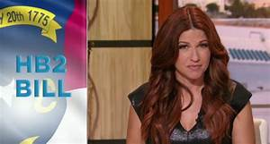 """ESPN's Rachel Nichols on HB2: """"lunch counters all over ..."""