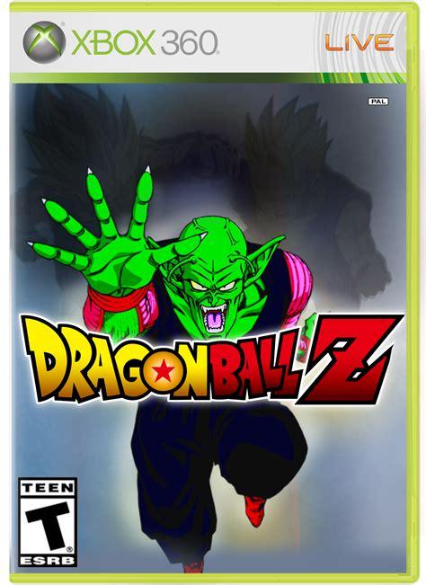dragon ball  xbox  box art cover  bsb