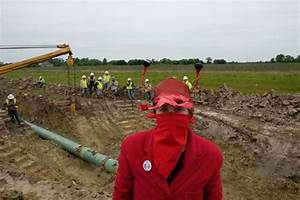 Indigenous and environmental water protectors fight to ...