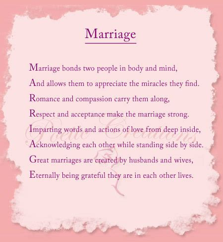 wedding day poems  quotes quotesgram