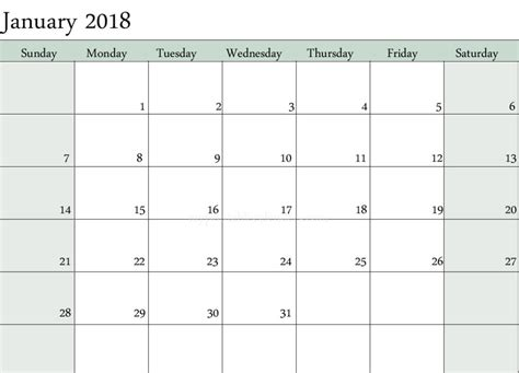 January 2018 Calendar Printable Template  Calendar. A Good Way To Propose. Online Hotel Bill Maker Template. Excel Invoice Template Gst. Resume For A Certified Nursing Assistant Template. Sample Parent Teacher Conference Form Template. Birthday Invitation Template Word Pdf Excel. Pool Party Invites Templates. Template For Baptism Certificate Template