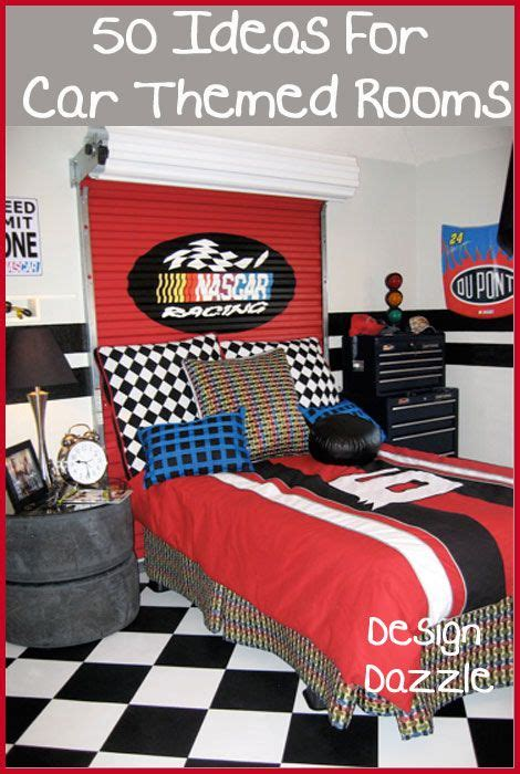 Boys Bedroom Accessories by 50 Car Themed Bedroom Ideas For Boys Accessories