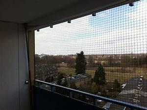 katzennetz schutz fur katzen auf dem balkon With katzennetz balkon mit tanzstrumpfhosen garde