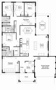 4 bedroom house plans home designs celebration homes for Design of a four bedroom plan