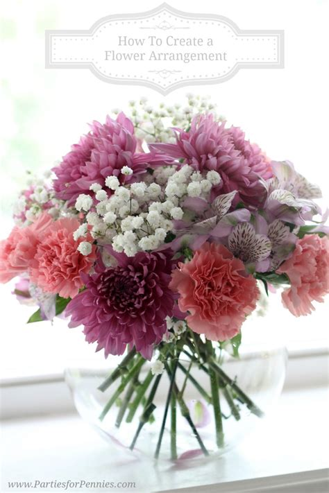 how to make an arrangement of flowers how to make flower arrangements creative home