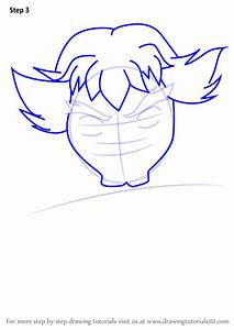 Learn How To Draw Lupinex From Beyblade Beyblade Step By