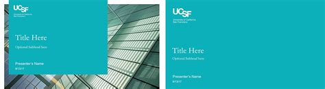 ucsf powerpoint template yasncinfo