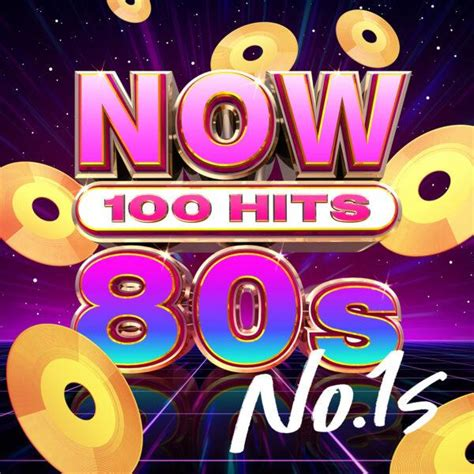 Various Artists - NOW 100 Hits 80s No 1's! - Horizons Music