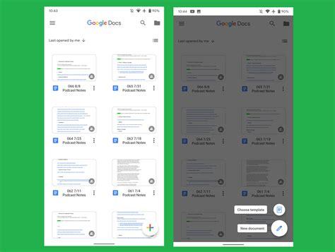 google docs theme sheets themes digitalinformationworld side android