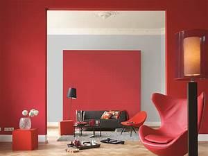 Gemütliche Wohnzimmer Farben : wohnzimmer in marsala farbe raum und m beldesign inspiration ~ Markanthonyermac.com Haus und Dekorationen