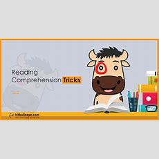 Tips And Tricks To Solve Reading Comprehension Questions Hitbullseye