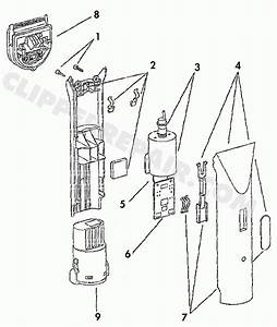 Wahl Beard Trimmer Parts Diagram