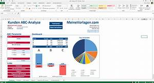 Excel Rechnung Mit Kundendatenbank : abc analyse artikel kunden lieferanten ~ Themetempest.com Abrechnung