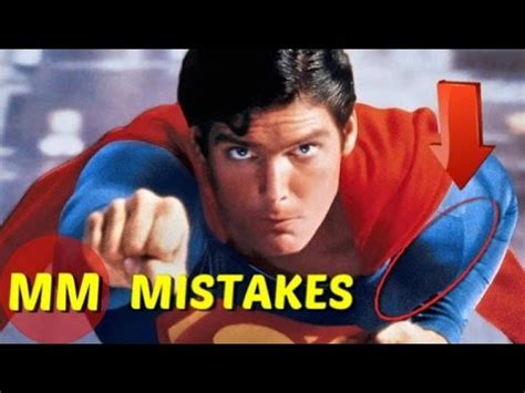 Superman (1978) Movie Mistakes You Didn't Notice