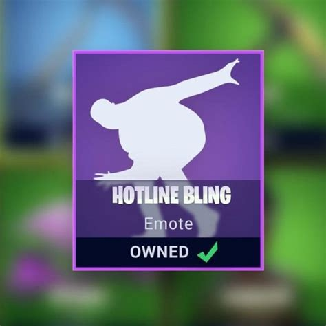 epic adds  hotline bling emote  fortnite