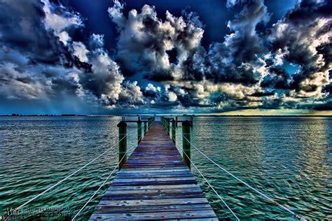dock bay sitting sanibel island captiva islands