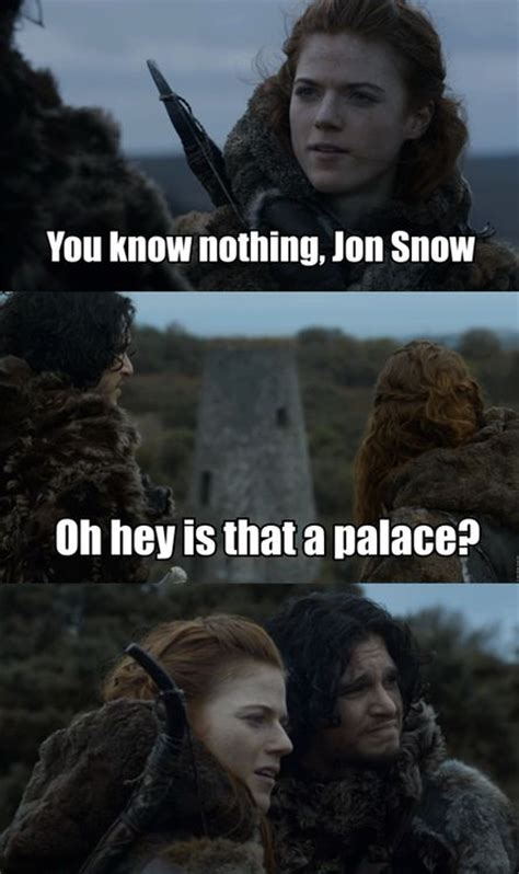 You Know Nothing Meme - 31 best images about winter is coming on pinterest game of star wars games and facial expressions