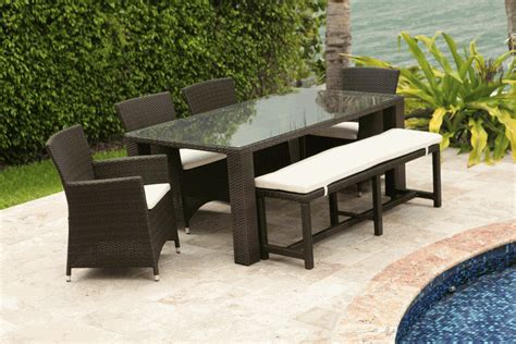 St Tropez Commercial Outdoor Dining and Lounge Furniture