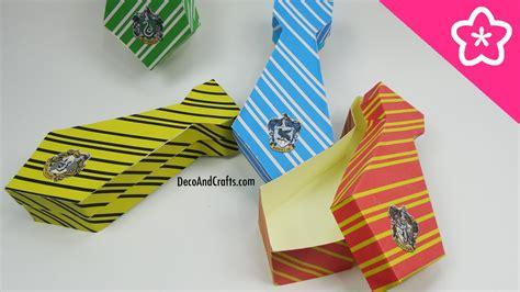 Cajitas de regalo en forma de corbata para Dia del Padre