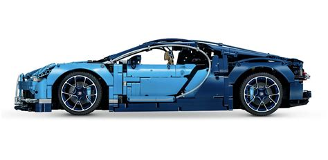 While the msrp is 369,99 €, the current average price on the secondary markets is around 287,00 €. Lego 42083 - Bugatti Chiron - Little Black Carrot