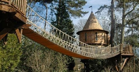 One day i will have a treehouse… (images via architecture art design, treehouse point, sonic walker flickr, knoxnews, the lonesome la cowboy. This Incredible Treehouse Looks Like It Came Out Of A ...